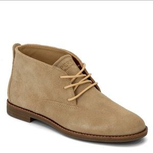 NWT Suede shoes size 7